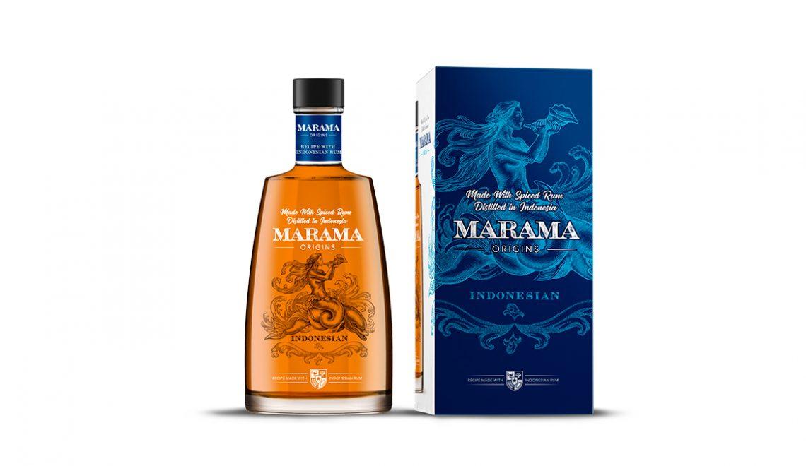 Marama Origins Indonesian Rum