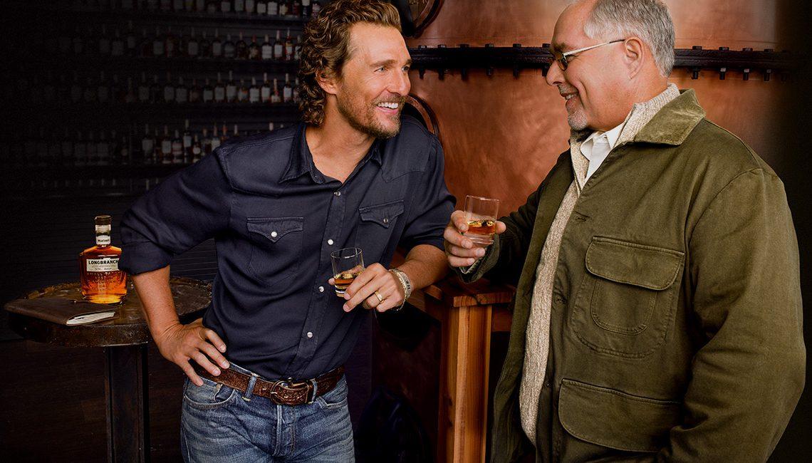 McConaughey Wild Turkey With Thanks