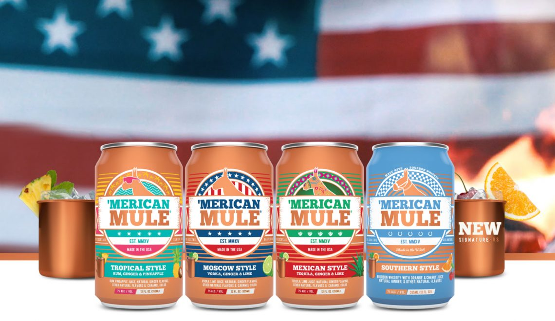 'Merican Mule Receives New Investment From SoBe Founders