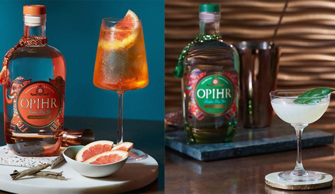 Opihr Regional Editions Voyager Cocktails