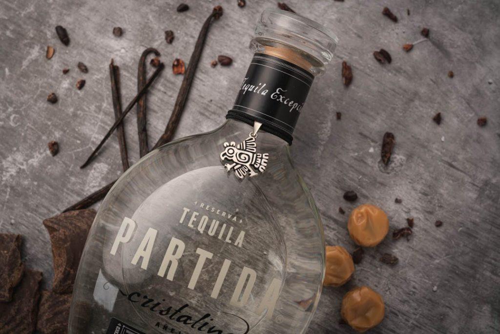 Partida Anejo Cristalino (7) bottle