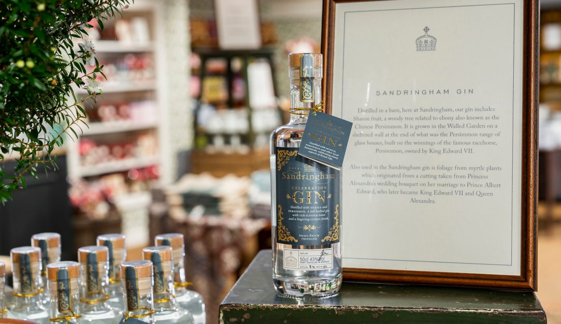 Queen Elizabeth II Releases Sandringham Celebration Gin Made With Botanicals From Her Private Estate