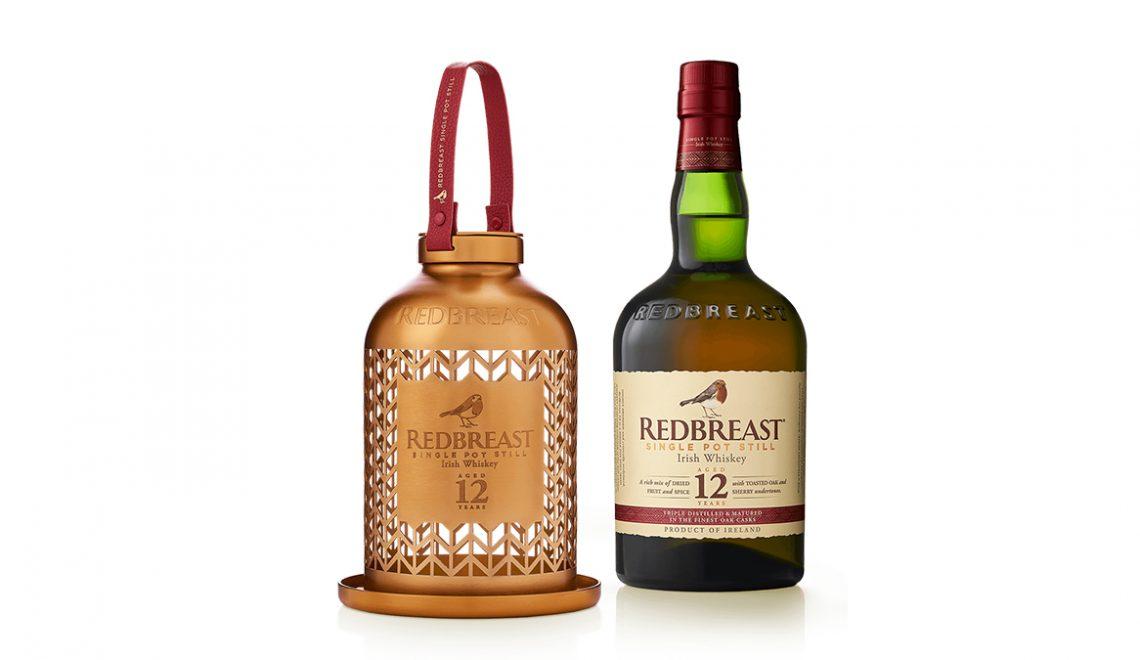 Redbreast Bird Feeder bottle
