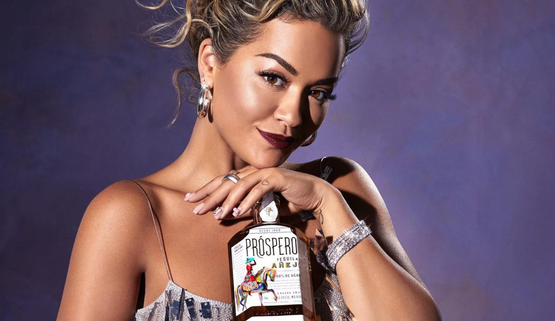 Rita Ora Brings Prospero Tequila To The UK