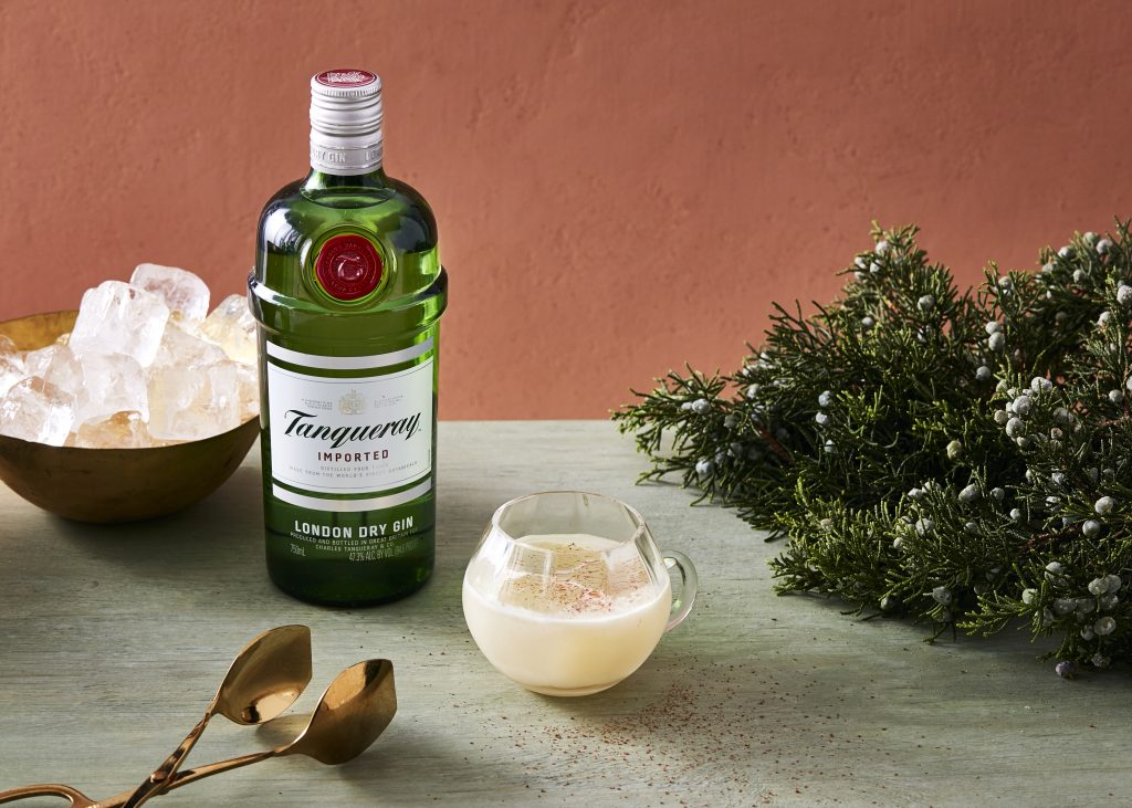 Tanqueray London Dry Gin_Autumn Equinox Cocktail - 2020 Thanksgiving Cocktails