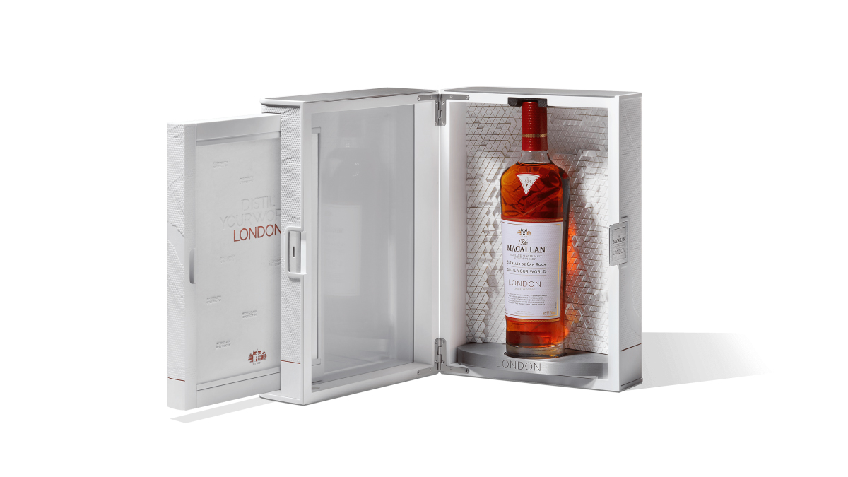 The Macallan Distil Your World - The London Edition