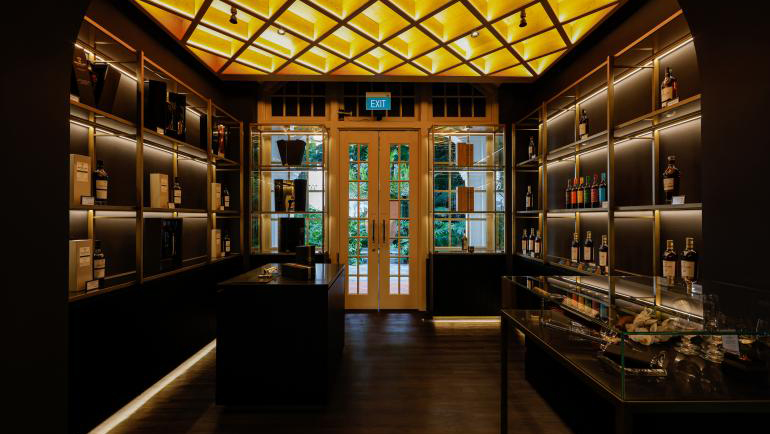 The Macallan Experience Raffles Hotel Singapore
