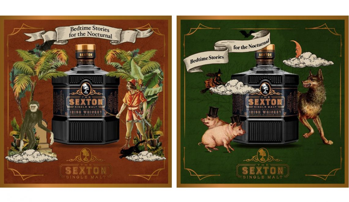 The Sexton Single Malt Irish Whiskey Bedtime Stories for the Nocturnal Podcast