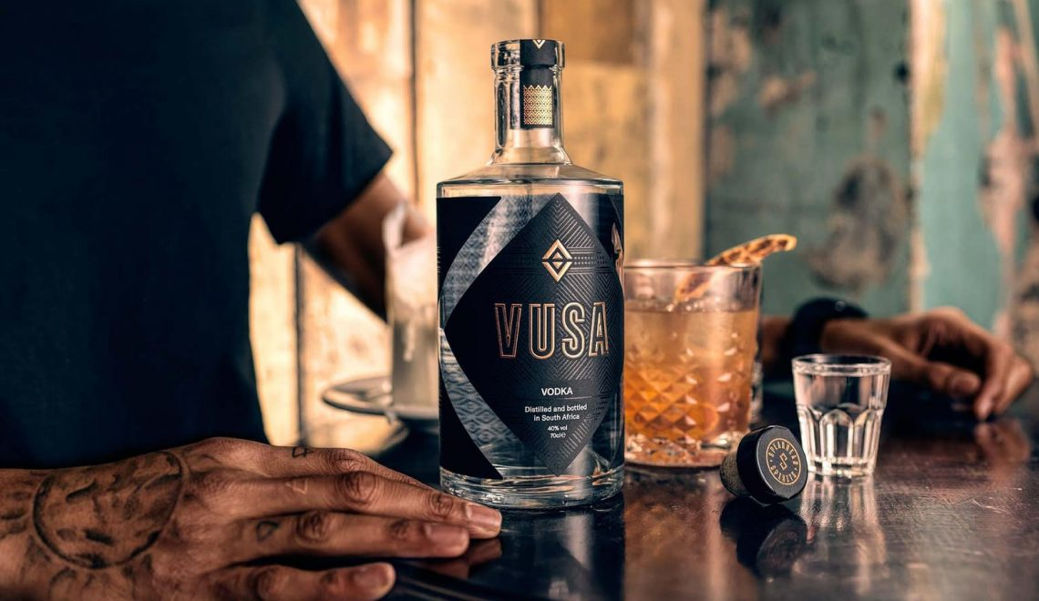 Vusa Vodka