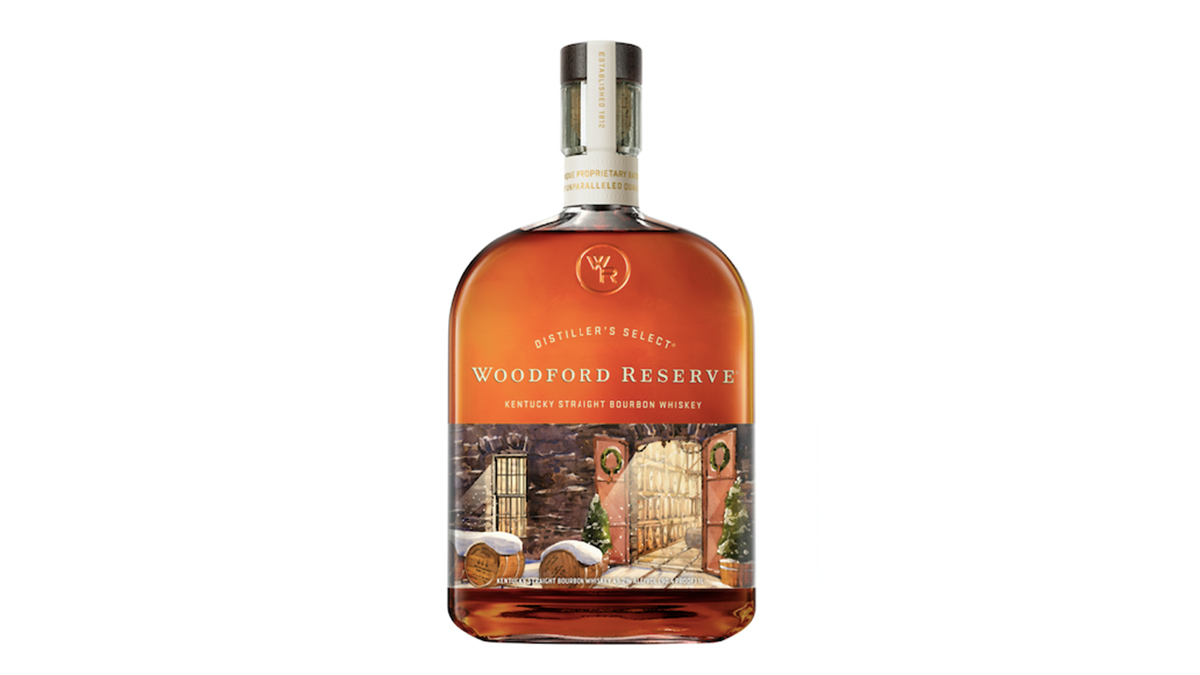 Woodford Reserve 2020 Holiday Bottle