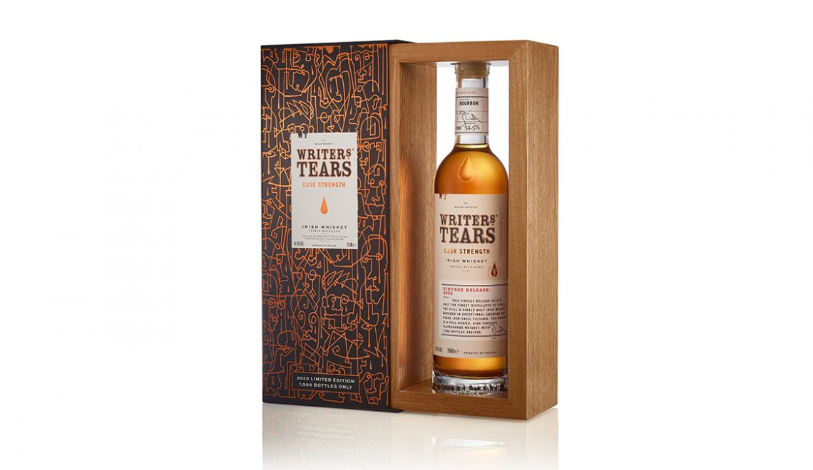 Writers' Tears 2020 Cask Strength Irish Whiskey