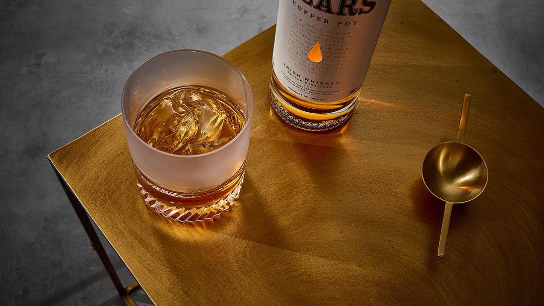 Writers' Tears Irish Whiskey Rebrand