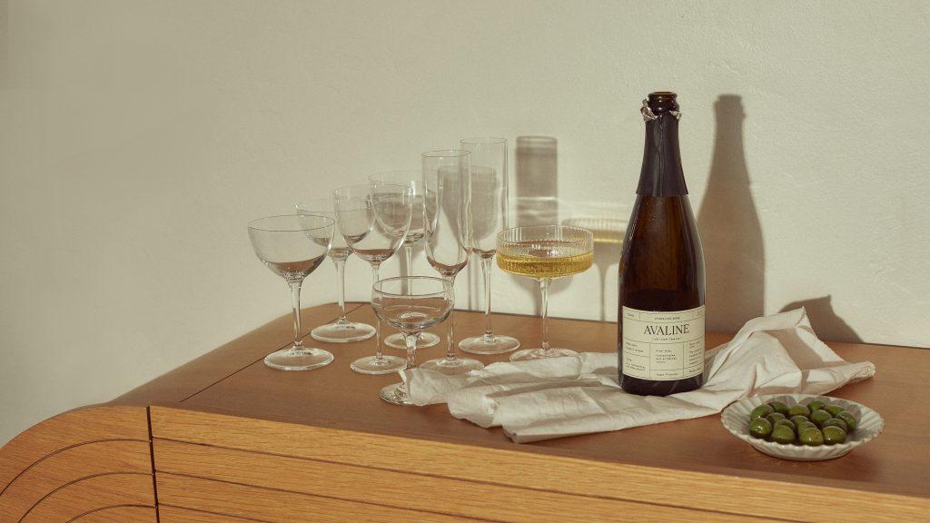 AVALINE SPARKLING Cameron Diaz Sparkling Wine