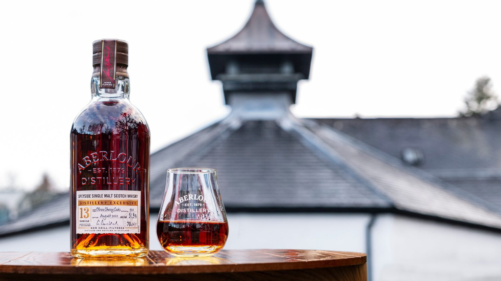 Abelour Distillery Exclusive Collection 13 Year Old Oloroso Sherry Cask