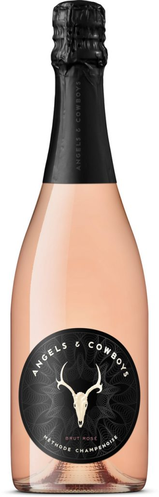 Angels Cowboys Sparkling Wines New Year's Eve 2020