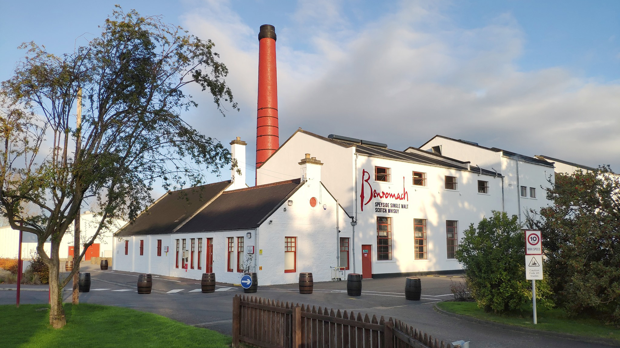 Benromach Virtual Whisky Tour