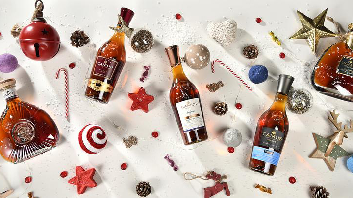 Camus Cognac Holidays Meal Food Pairings