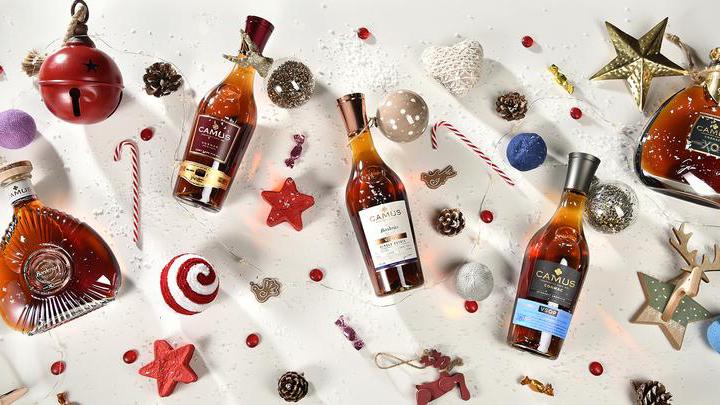 Camus Cognac Holidays Meal Food Pairings