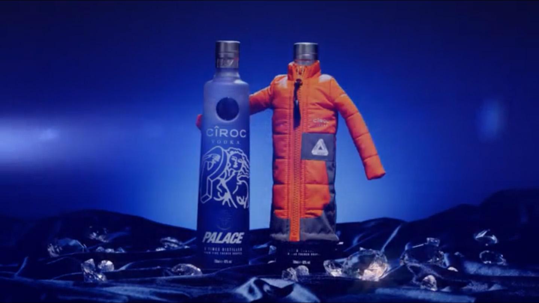 Ciroc x Palace PALACÎROC Bottles