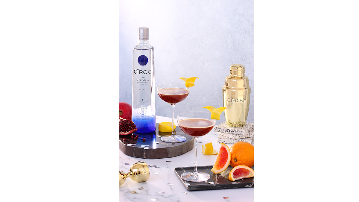 Diddy Ciroc 2020 Last Call Cocktail Kit