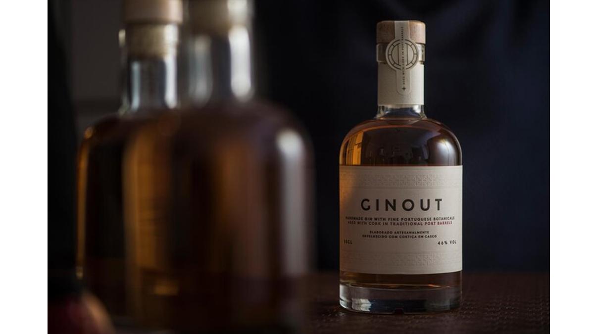 Ginout Portuguese Gin