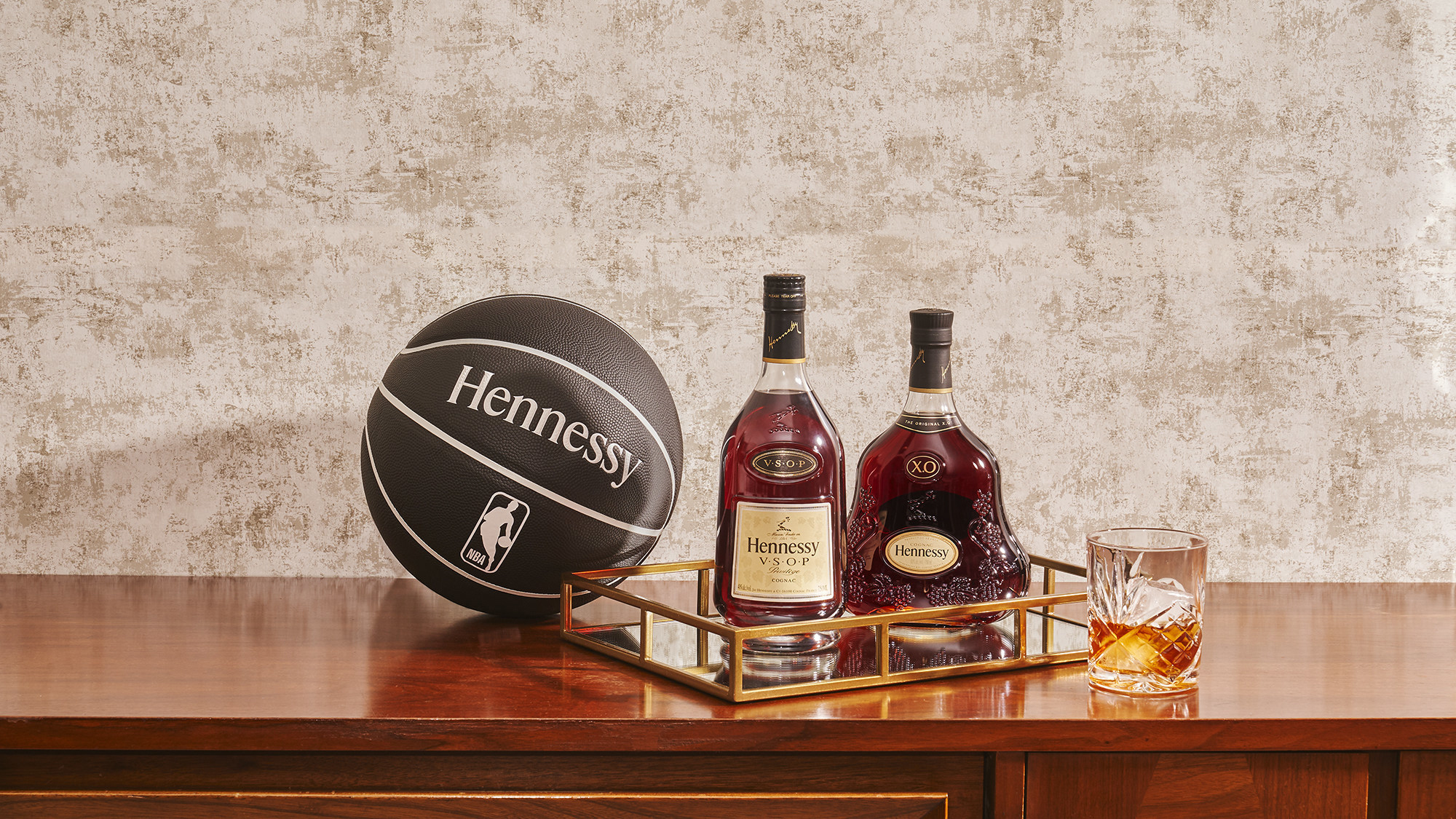 Hennessy Spirit Of The NBA New Lines Campaign Cocktails