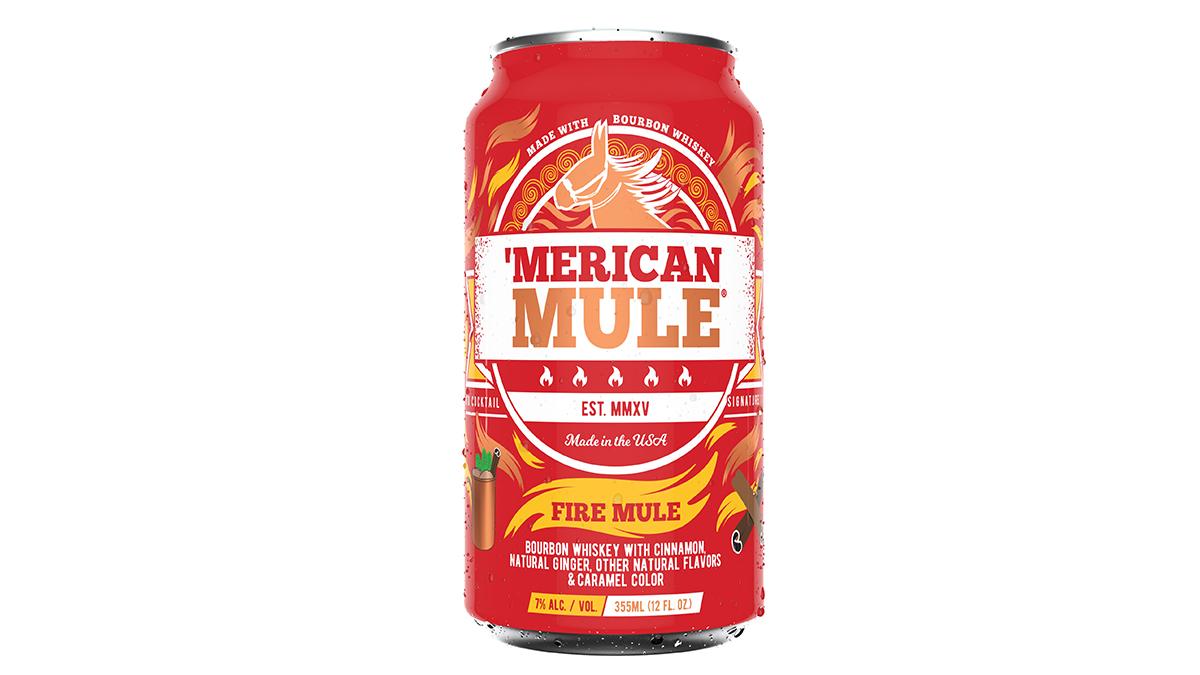 'Merican Mule Fire Mule