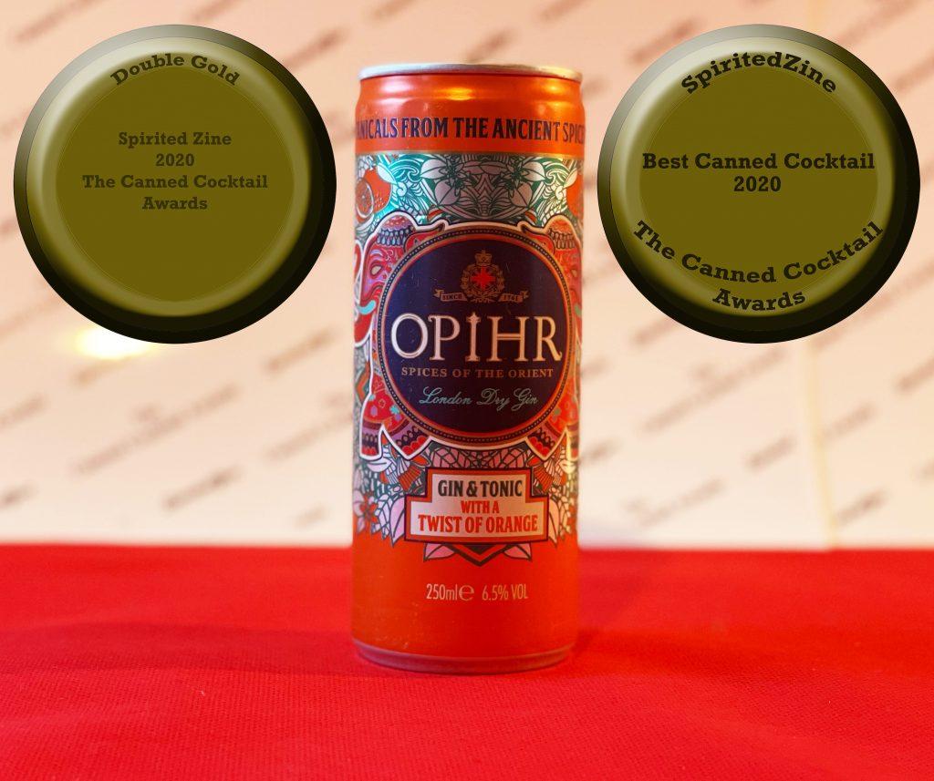Opihr Orange Double Winner