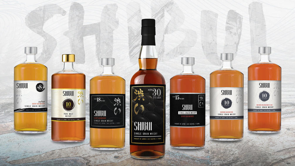 Shibui Japanese Whisky