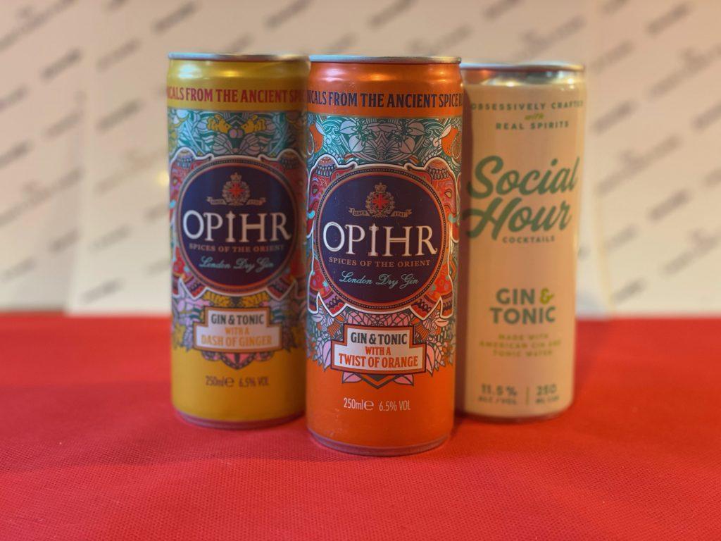 SpiritedZine Canned Cocktail Awards 2020 Best Gin