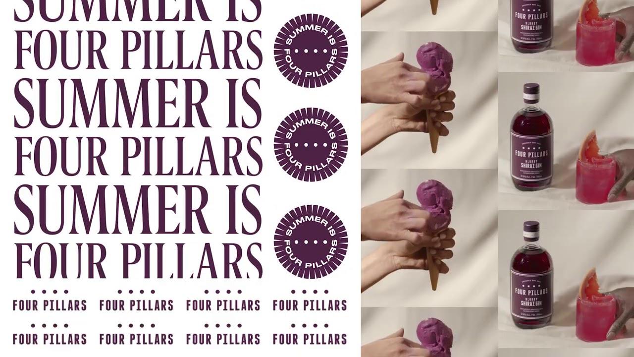 Summer Is Four Pillars Gin