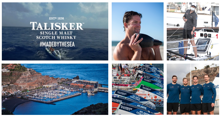 Talisker Whisky Atlantic Challenge 2020