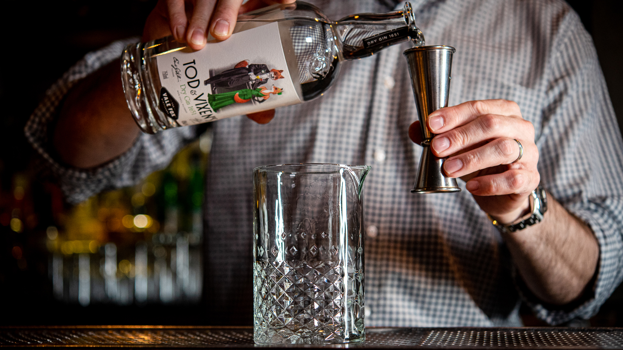 Tod & Vixen's Dry Gin 1651
