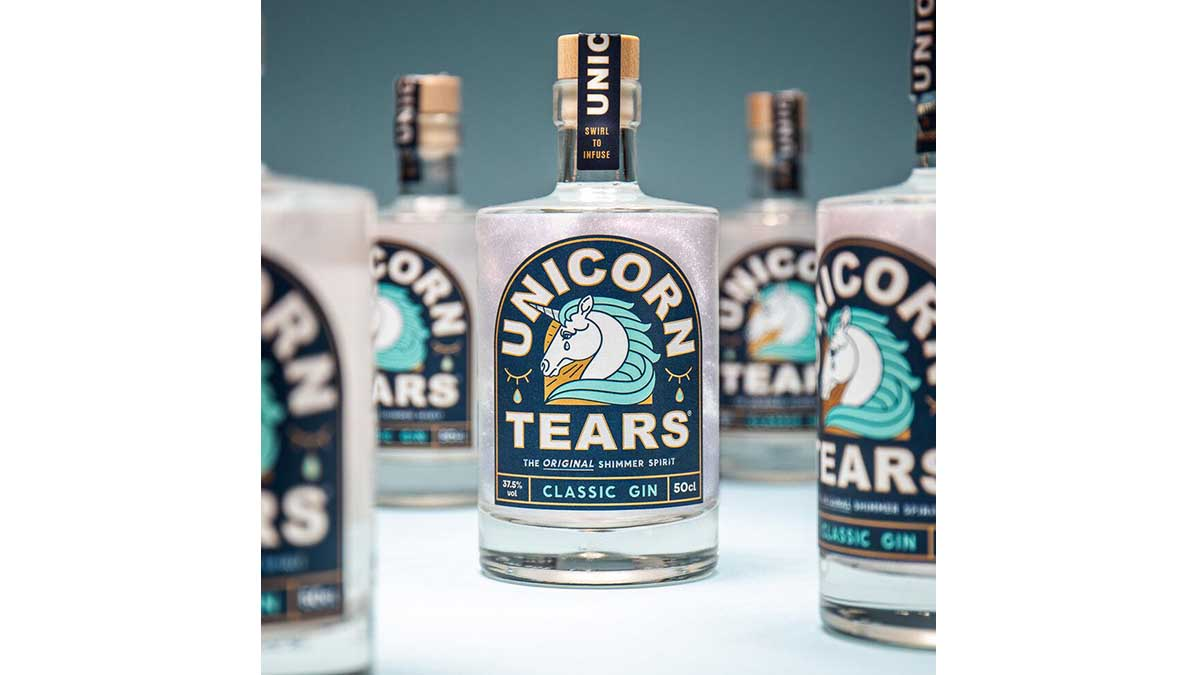 Unicorn Tears Gin