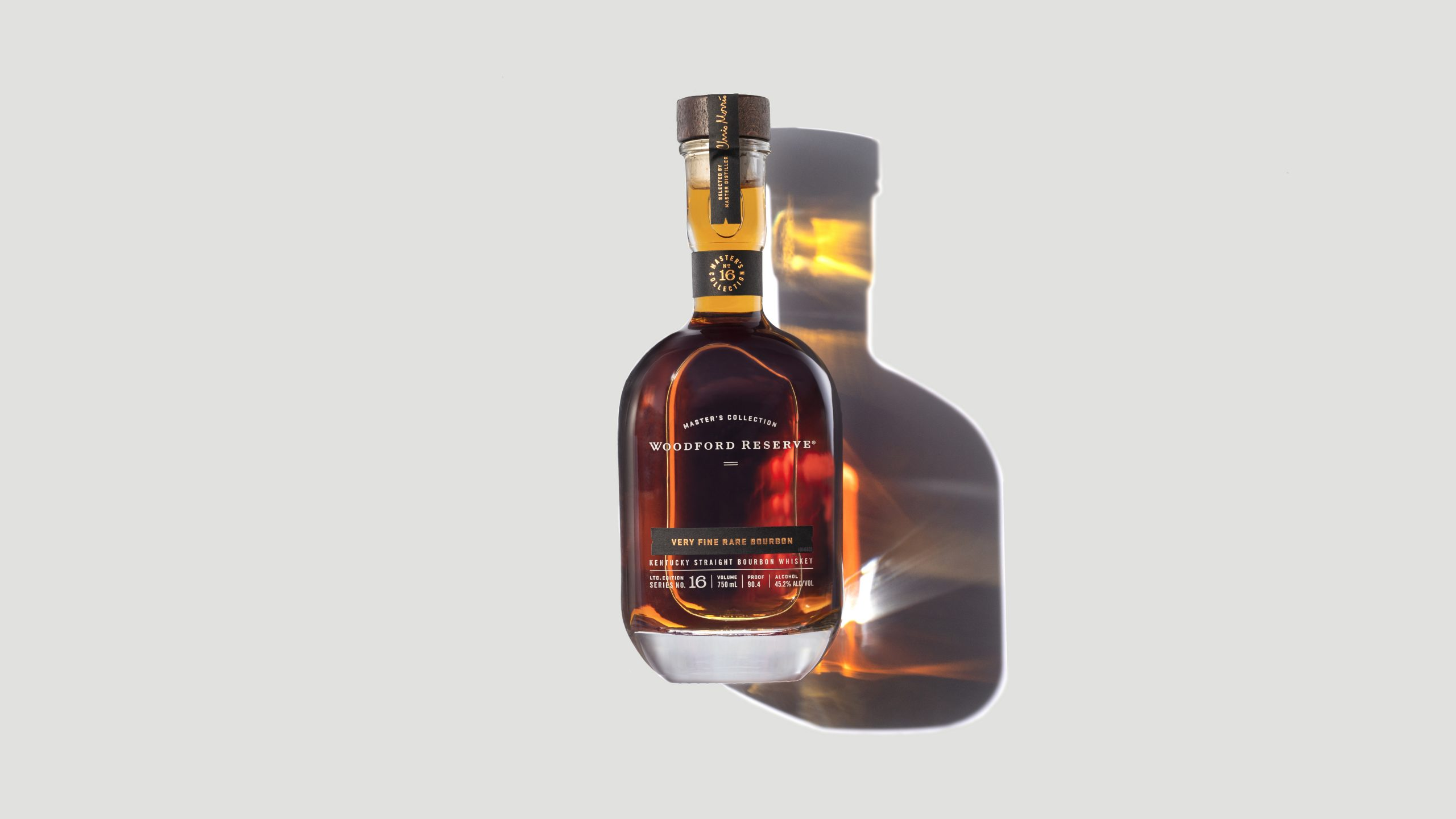 Woodford Reserve 2020 Master's Collection Very Fine Rare Bourbon