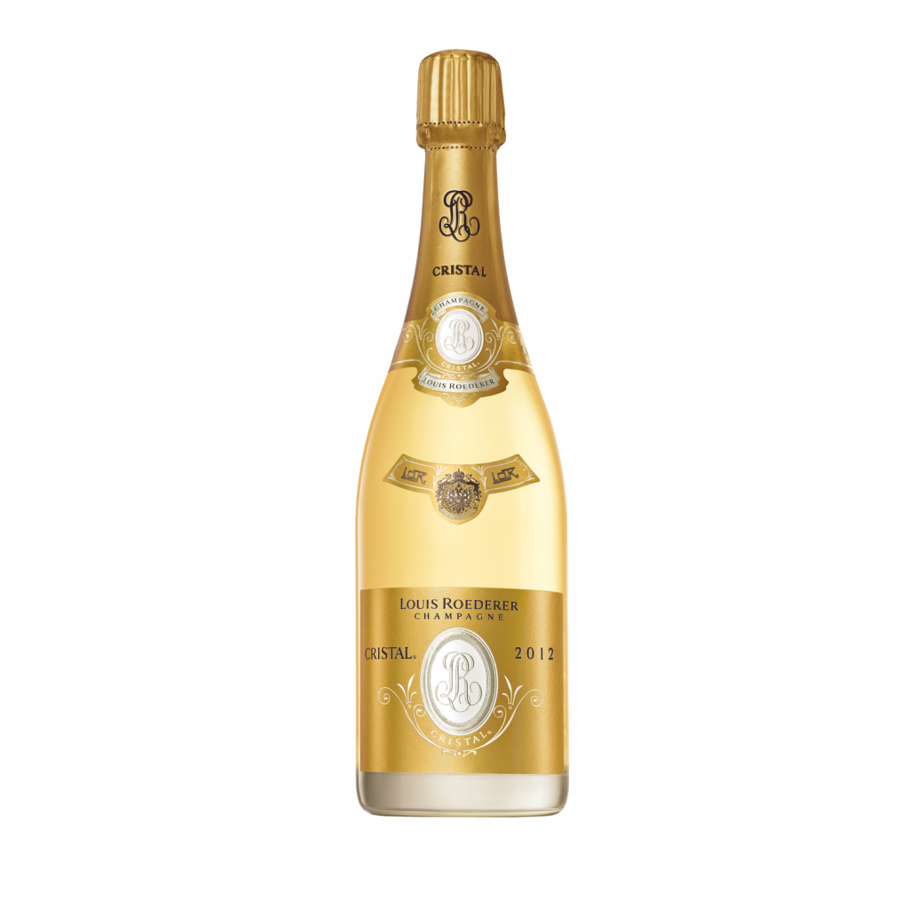 louis-roederer-cristal-2012 Sparkling Wines New Year's Eve 2020