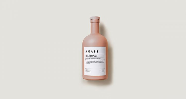 Amass Impeachment Vodka
