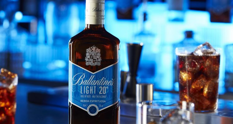 Ballantine's Light Beefeater Light Pernod Ricard