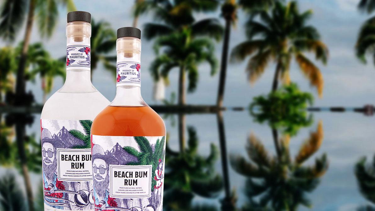 Beach Bum Rum Mauritius