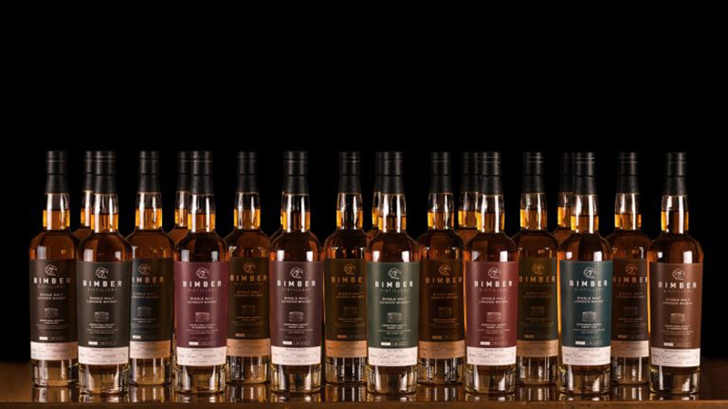 Bimber Distillery Country Collection