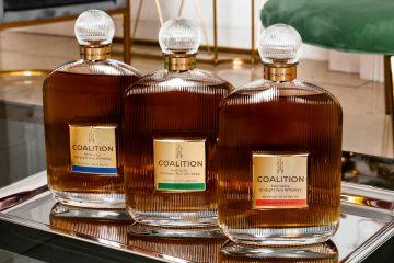 Coalition Kentucky Straight Rye Whiskey