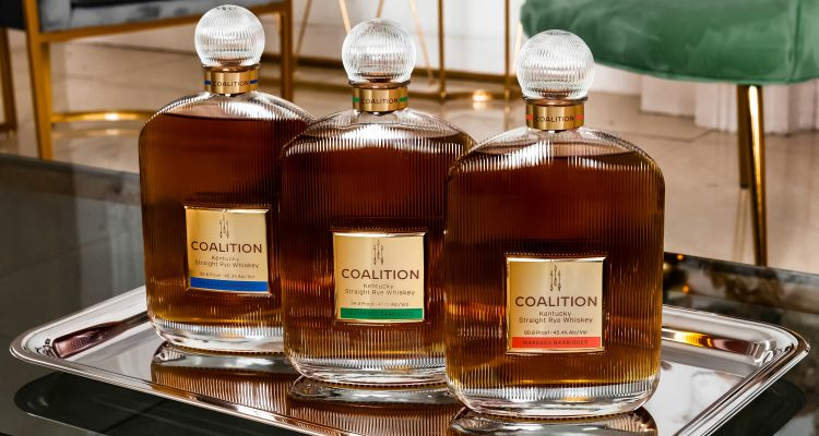 Coalition Kentucky Straight Rye Whiskey