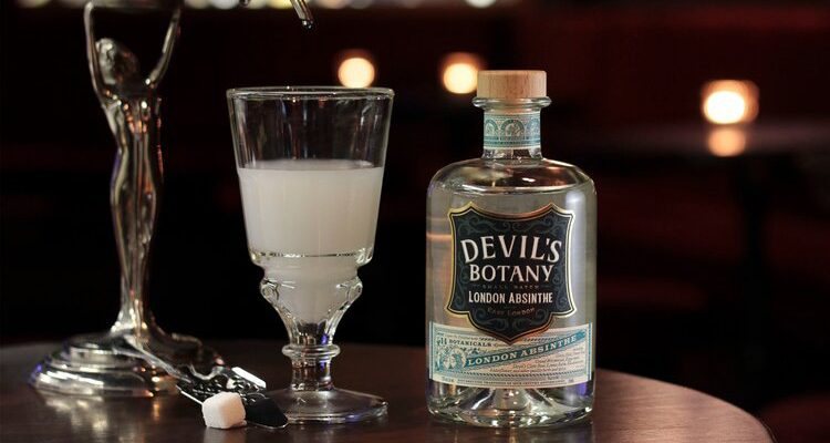 Devil's Botany London Absinthe Distillery