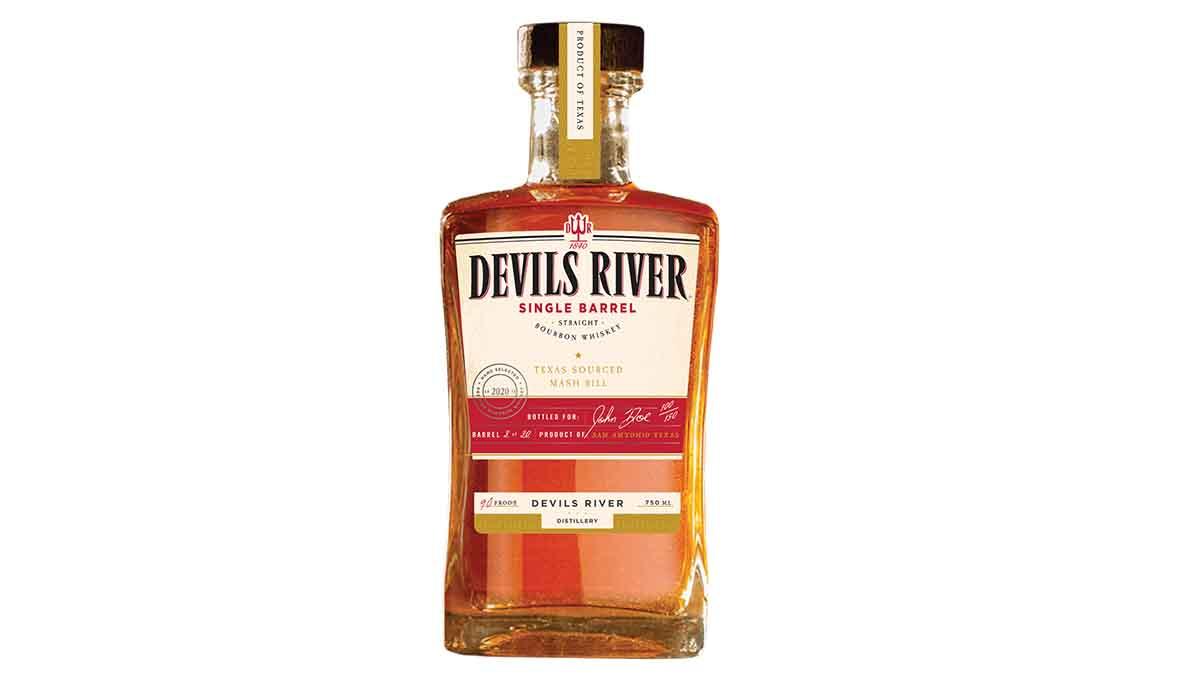 Devils River Single Barrel Straight Bourbon