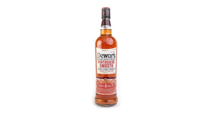 Dewar's Portuguese Smooth 8 Year Old Port cask finished blended Scotch Whisky