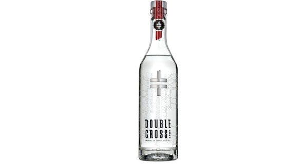 Double Cross Vodka new bottle