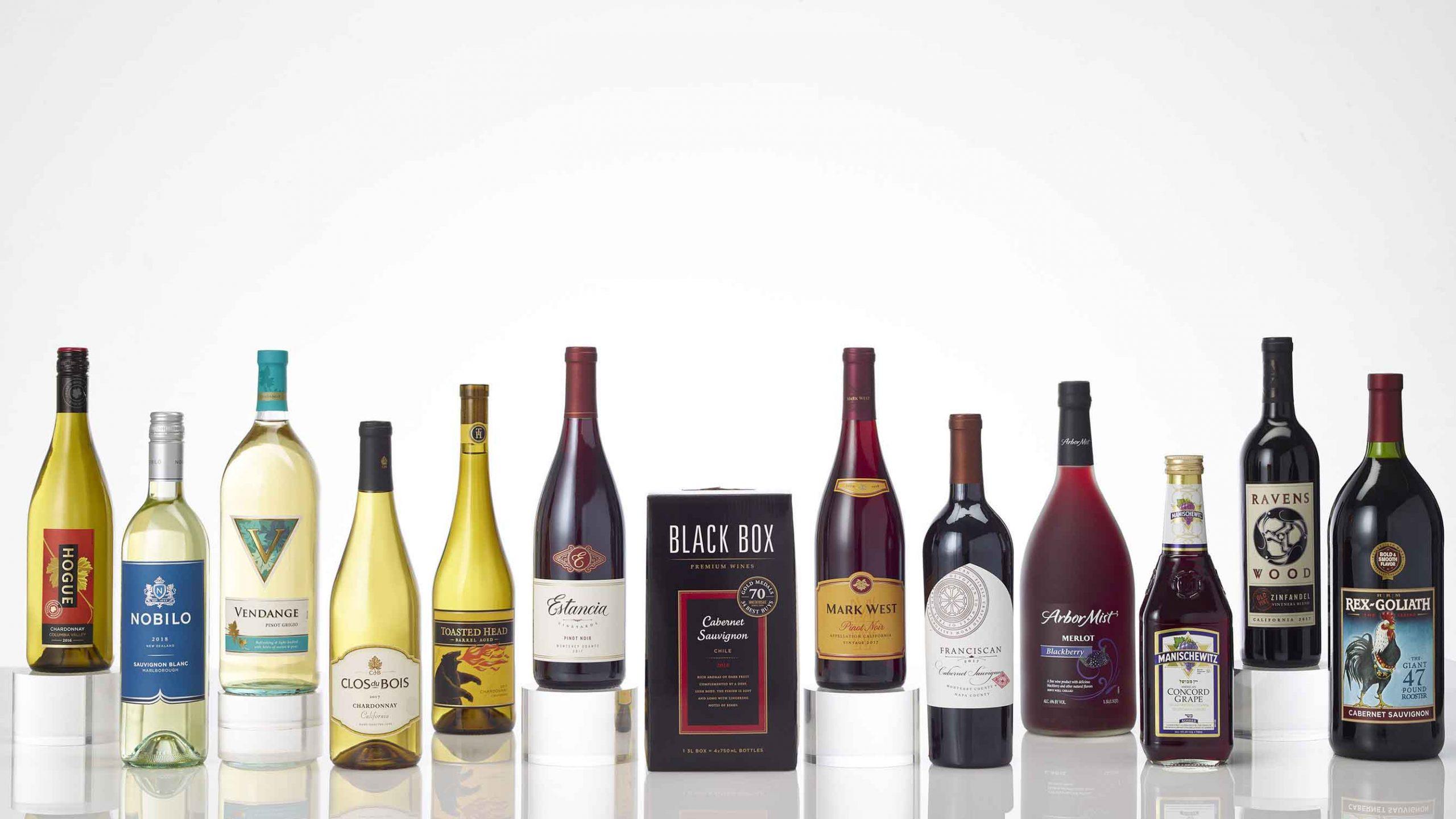 E J Gallo Winery Sirius Portfolio