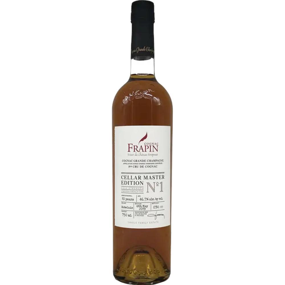Frapin Cellar Master Edition No° 1 Cognac Best Cognac XO Bottles