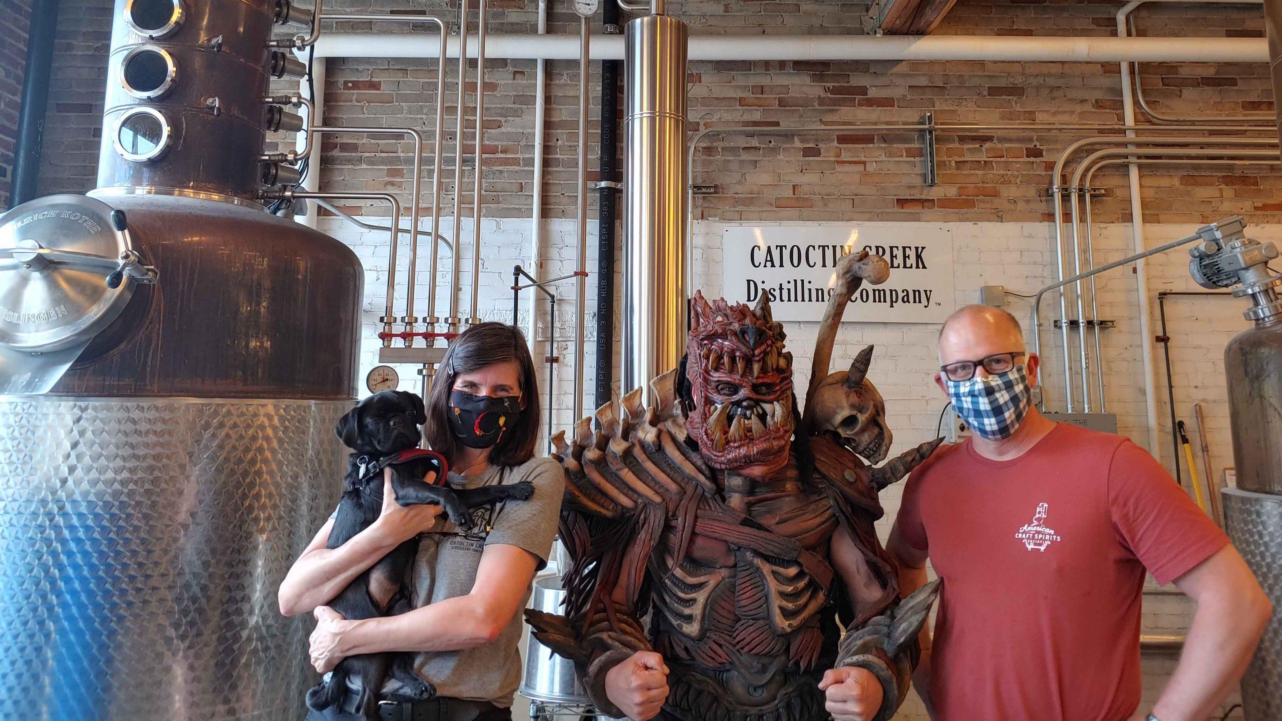GWAR Teams Up With Catoctin Creek Distilling On Ragnarök Rye Whiskey