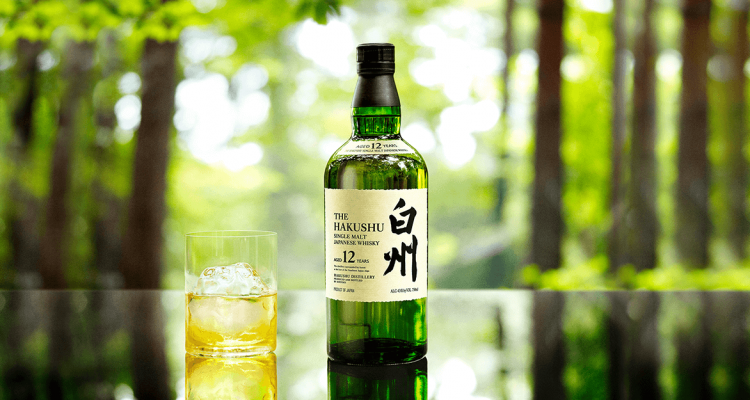 Hakushu 12 Year Japanese Whisky